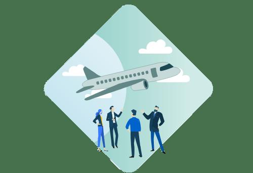 O mercado de milhas aéreas